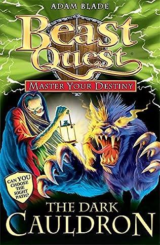 book cover of The Dark Cauldron