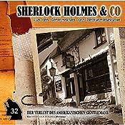 Der Verlust des amerikanischen Gentlemans 2 (Sherlock Holmes & Co 32) | Jonas Maas