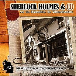 Der Verlust des amerikanischen Gentlemans 2 (Sherlock Holmes & Co 32)