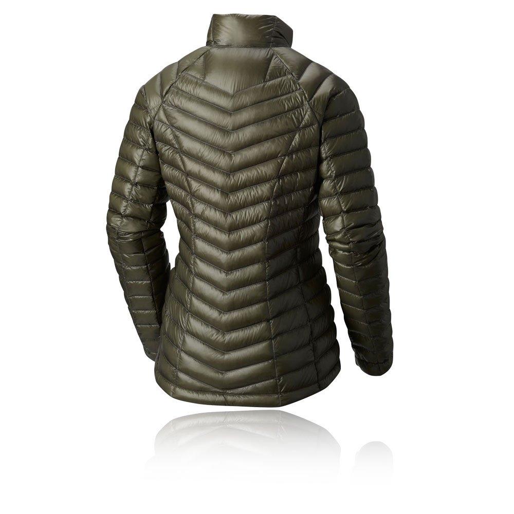 Green Fade Mountain Hardwear Womens Ghost Whisperer Down Jacket S