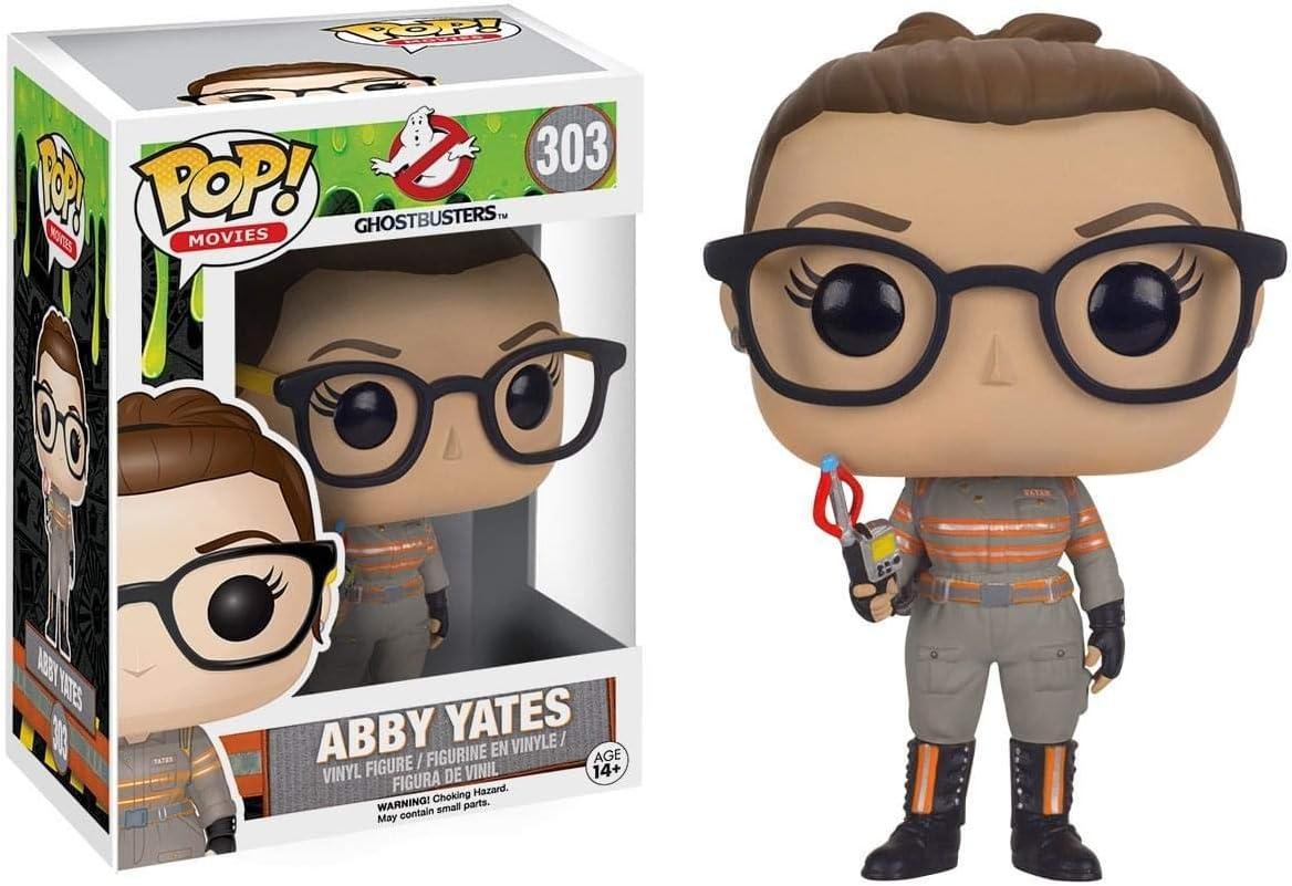 Abby Yates - Los Cazafantasmas - Funko POP! - Pelicula - Figura ...