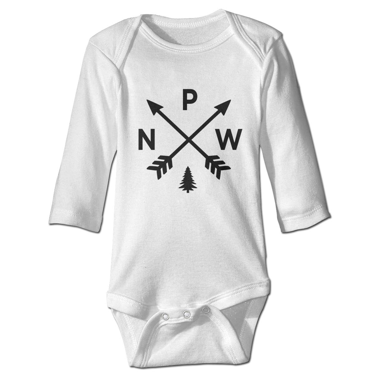 Pacific North West Toddler//Infant Jumpsuit Onesies Funny Clothes
