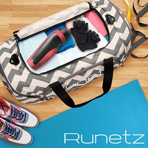5e66e3c362bb Handbags   Bags - Runetz Gym Bag for Women and Men Duffle Bag with ...