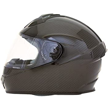 ZOX Odyssey adulto calle casco de moto – Carbono