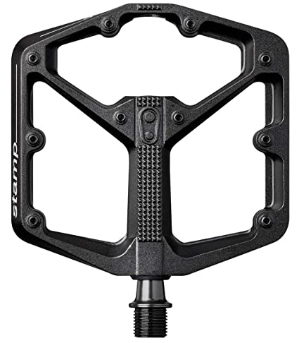 Crank Brothers Stamp 3 Small Pedal Black
