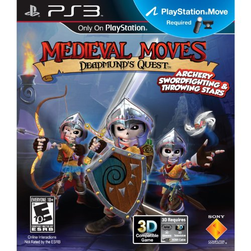 Deadmund's Quest Move Bundle - Playstation 3 by Sony (Image #2)