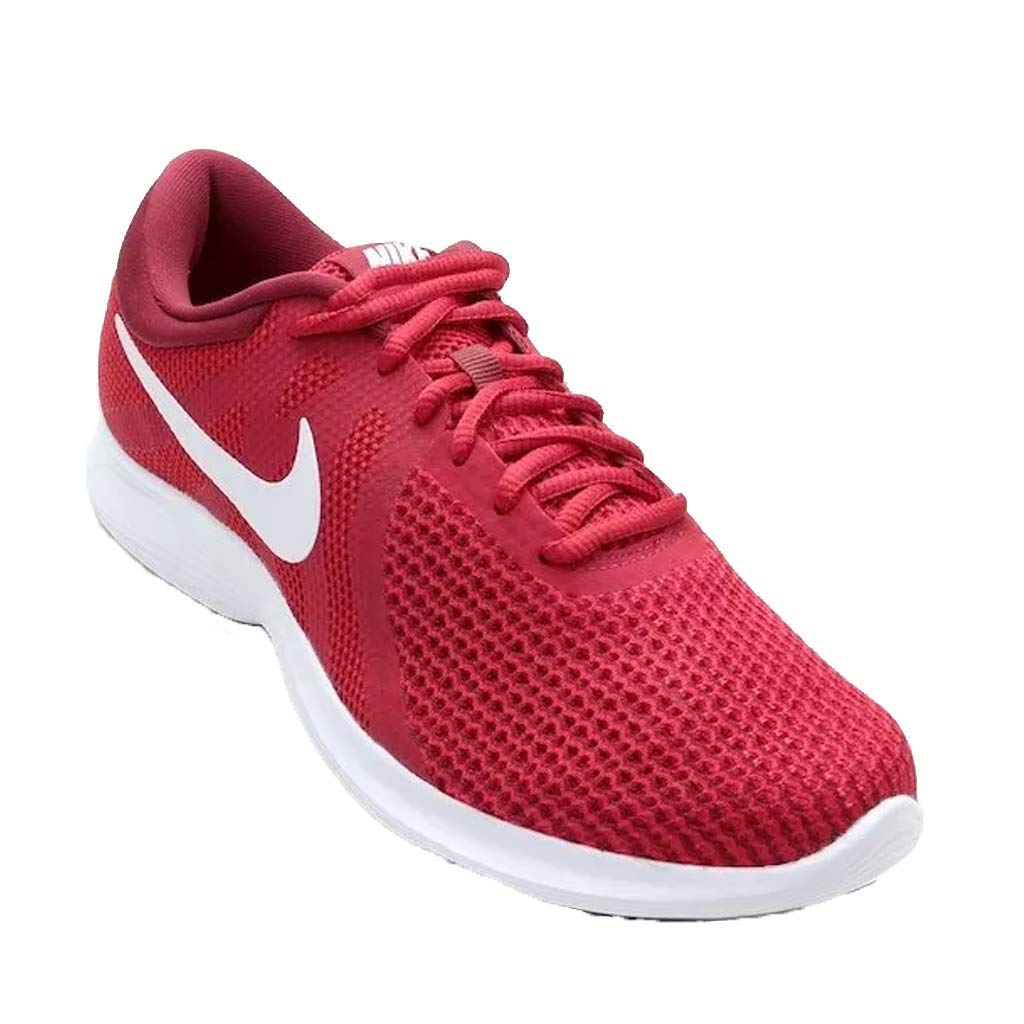 Nike Mens Revolution 4 Gym RED White Team RED Black Size 11 by Nike