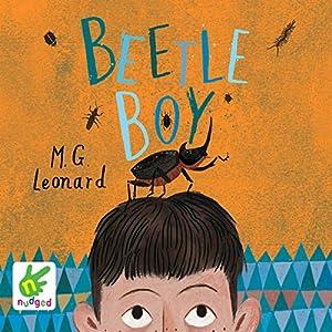 Beetle Boy Audiobook