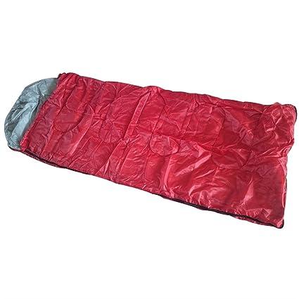 Outdoor adultos Tamaño de camping con capucha impermeable Saco de dormir 0 – 15 C Degree