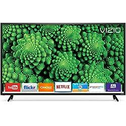 VIZIO 48-Inch 1920 x 1080 Smart LED TV D48-D0 (2016)