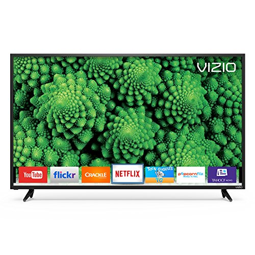 VIZIO 48-Inch 1920 x 1080 Smart LED TV D48-D0 (2016)