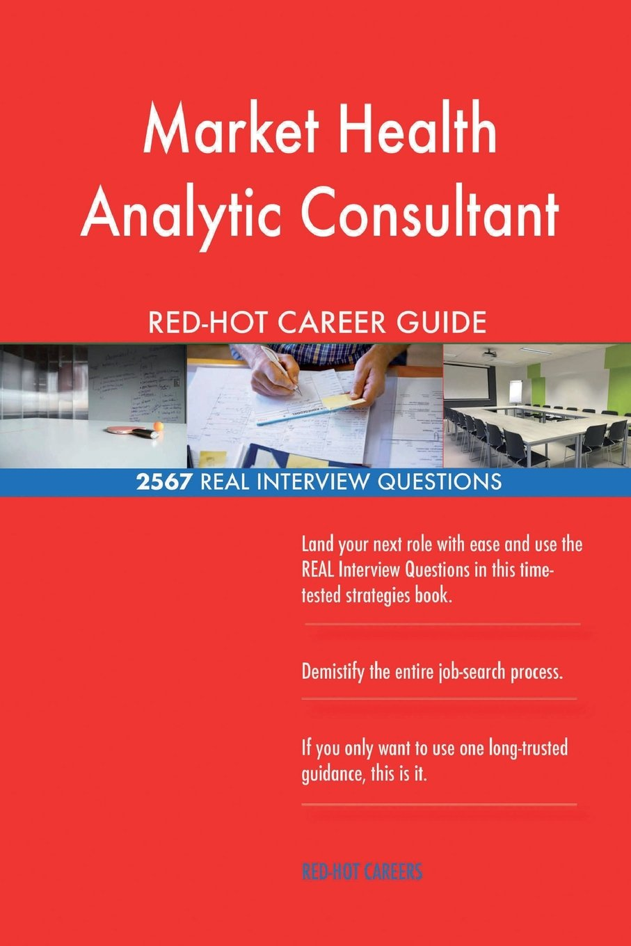Download Market Health Analytic Consultant RED-HOT Career; 2567 REAL Interview Questions PDF