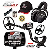 Garrett AT Max Metal Detector with Z-Lynk Wireless Headphone Plus Free Accessories