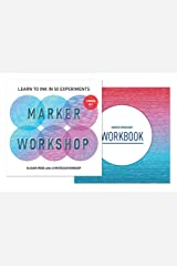 Marker Workshop (2 Books in 1): Learn to Ink in 50 Experiments Paperback