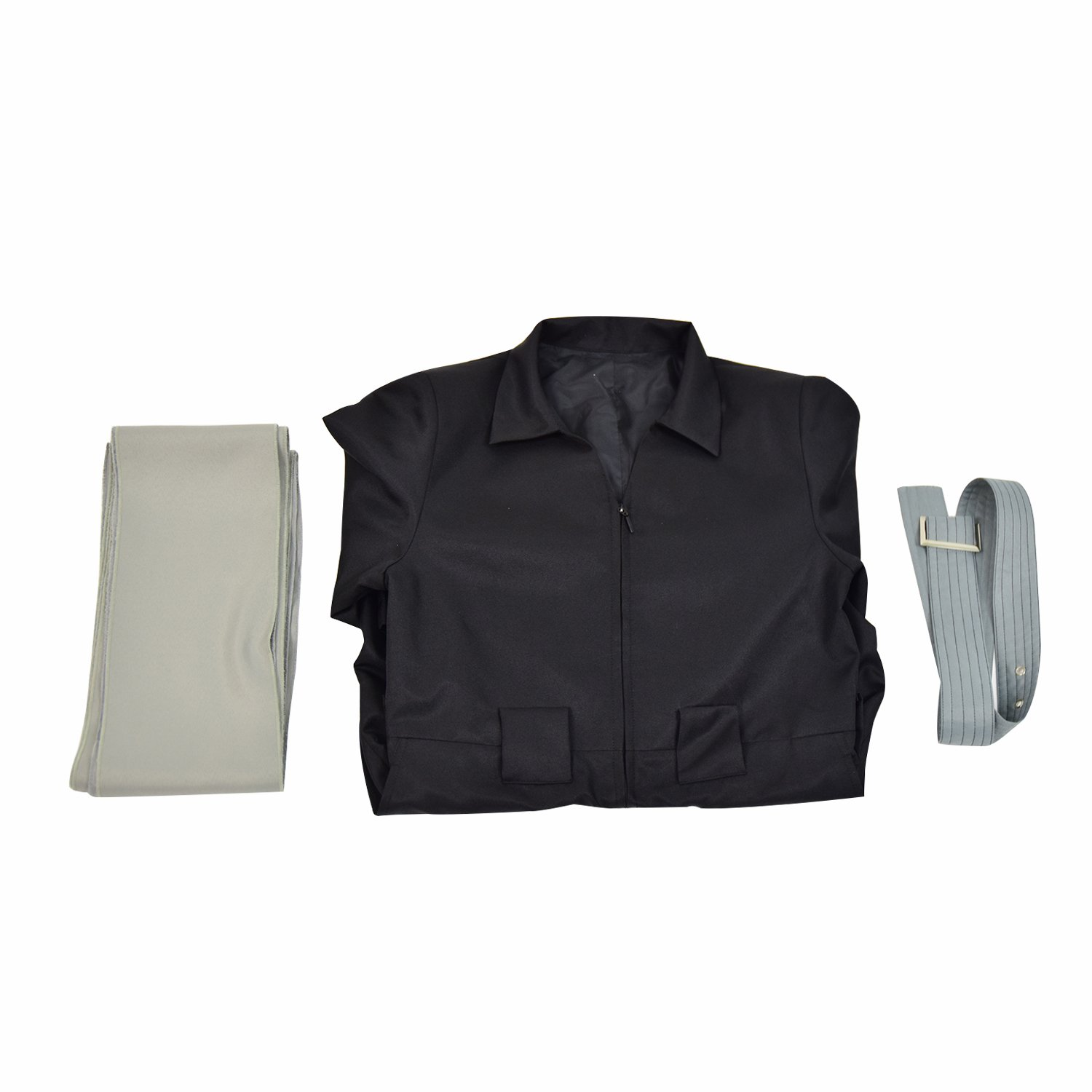 Amazon.com: FANERR Eraserhead Shota Aizawa Cosplay Costume Uniform Set: Clothing