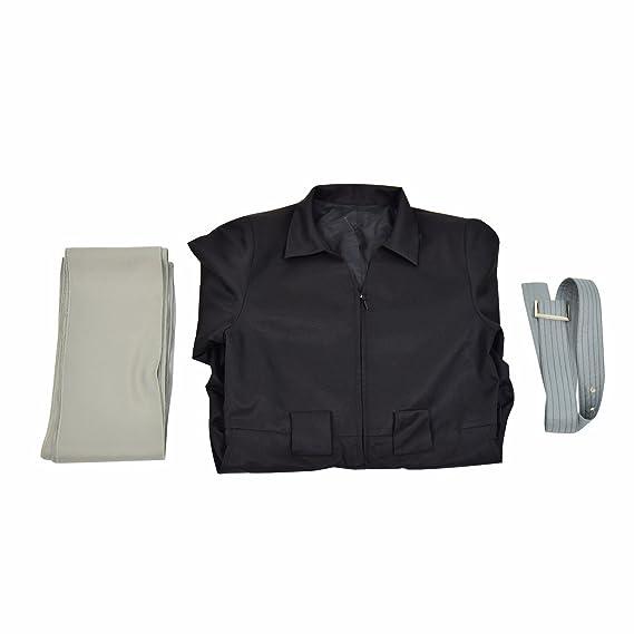 Amazon.com: FANERR Eraserhead Shota Aizawa Cosplay Costume Uniform Set: Clothing