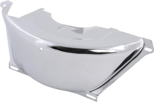 Gm 700r4 Transmission >> Racing Power Company R9587 Chrome Flywheel Dust Cover For Gm 700r4 Transmission