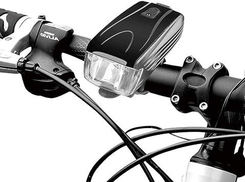 YBZS Luz Delantera para Bicicleta Carretera, De Carga USB 5W ...