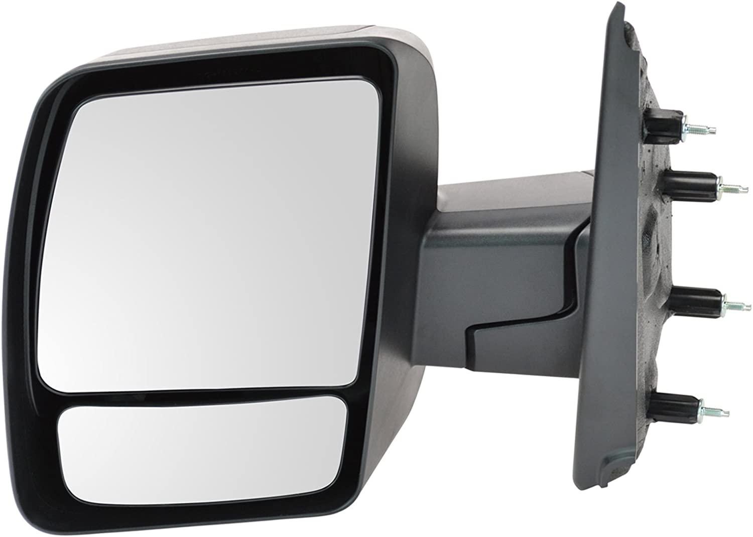 For NV3500 12-13 Textured Black Driver Side Mirror