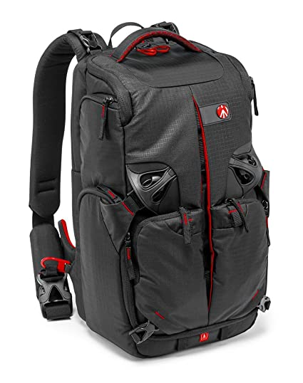 3af24748f3b Amazon.com   Manfrotto MB PL-3N1-25 Backpack (Black)   Camera   Photo