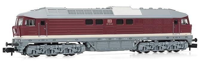 Arnold hn2298Locomotive Diesel Construction riehe 231018la DB AG, Époque V, véhicule