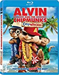 Cover Image for 'Alvin and the Chipmunks: Chipwrecked (Blu-ray/ DVD + Digital Copy)'