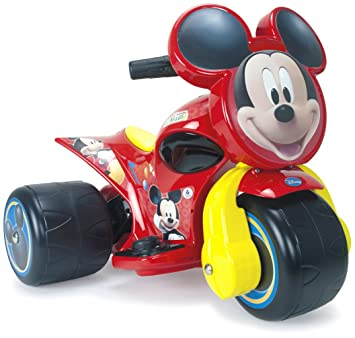 Trimoto Mickey Mouse Disney con motor 6v. Injusa 12510. +1 ...