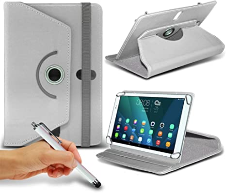 NUOVO PU Cuoio Universale Tablet E-Reader Cover Adatta 7-8 pollici dispositivo