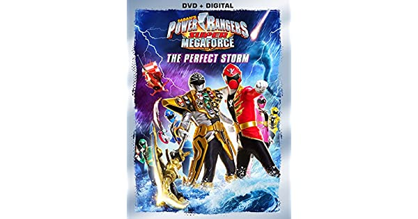 Amazon.com: Power Rangers Super Megaforce: The Perfect Storm ...