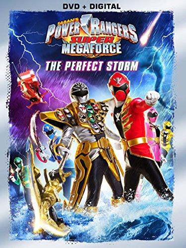 Power Rangers Super Megaforce: The Perfect Storm [DVD + Digital]