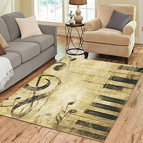 Funky rugs for a music room 7 must see rugs for a music room How to buy an area rug for living room
