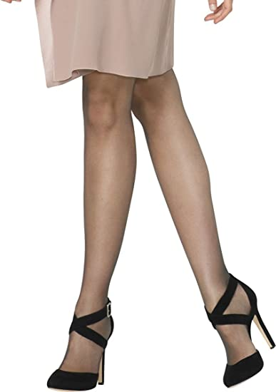 ab500880f Hanes Silk Reflections Lasting Sheer Control Top Pantyhose at Amazon  Women s Clothing store