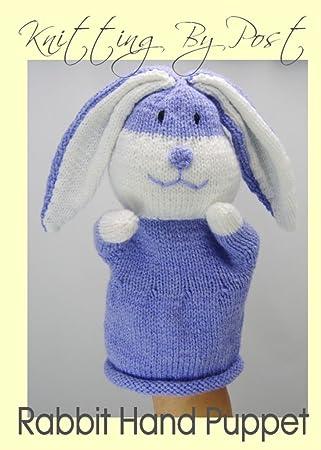 Strickmuster Kaninchen Handpuppe: Amazon.de: Spielzeug