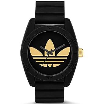 Adidas ADH2912 Santiago Uhr Damenuhr Kautschuk Kunststoff