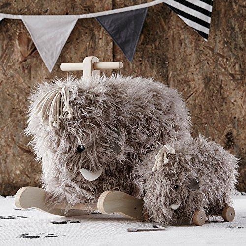 kids concept 413761 schaukelpferd neo mammut schaukeltier ab 18 monate schaukelpferd aus. Black Bedroom Furniture Sets. Home Design Ideas