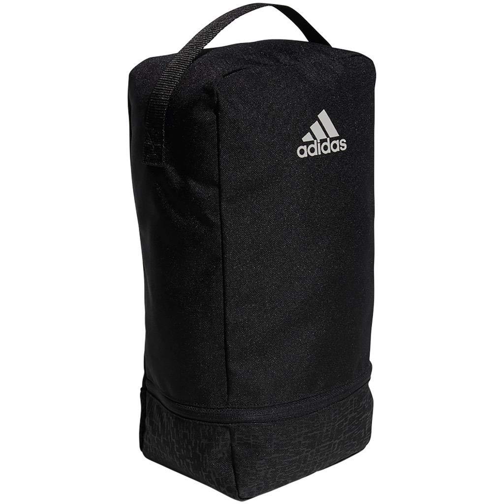 adidas 2019 Mens Ventilated Golf Shoe BagFootbal Boot Tote Bag/Travel Bag Black by adidas