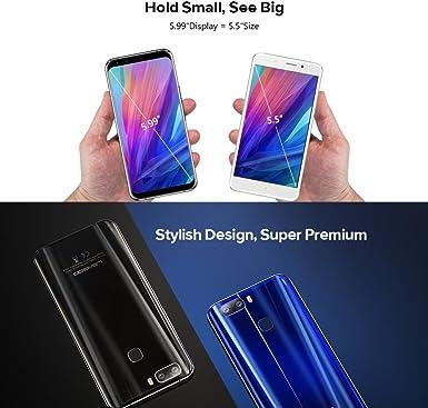 Leagoo S8 Pro Desbloqueado Smartphone 6 GB + 64GB 5.99 cm Doble ...