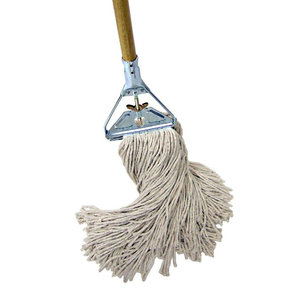 Quickie Professional 24 oz. Janitor Wing Nut Mop