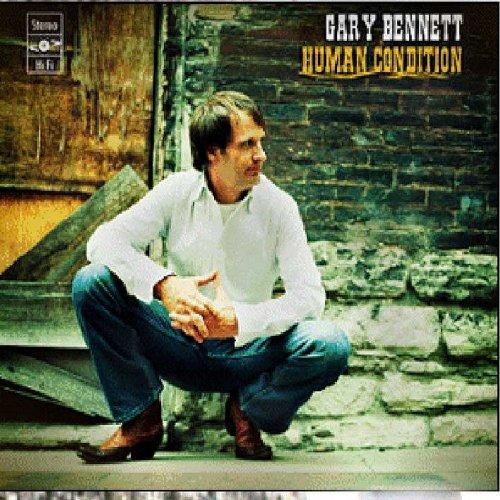 CD : Gary Bennett - Human Condition (CD)