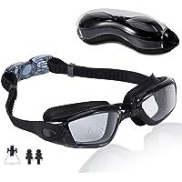 Rapidor Swim Goggles for Men Women Teens, Anti-Fog UV-Protection Leak-Proof, RP905 Series