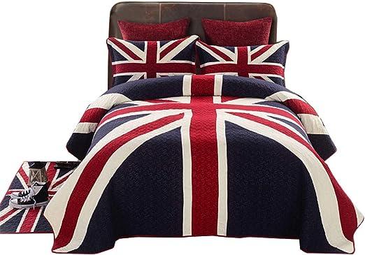 Jake Sailor And Anchors Printed PollyCotton Duvet Cover Pillow Case Bedding Set