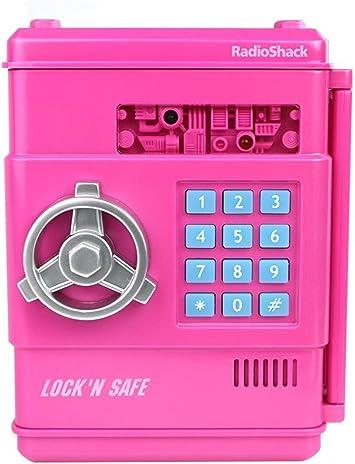 Caja fuerte Hucha electrónica Hucha Piggy bancos de ahorro de ...