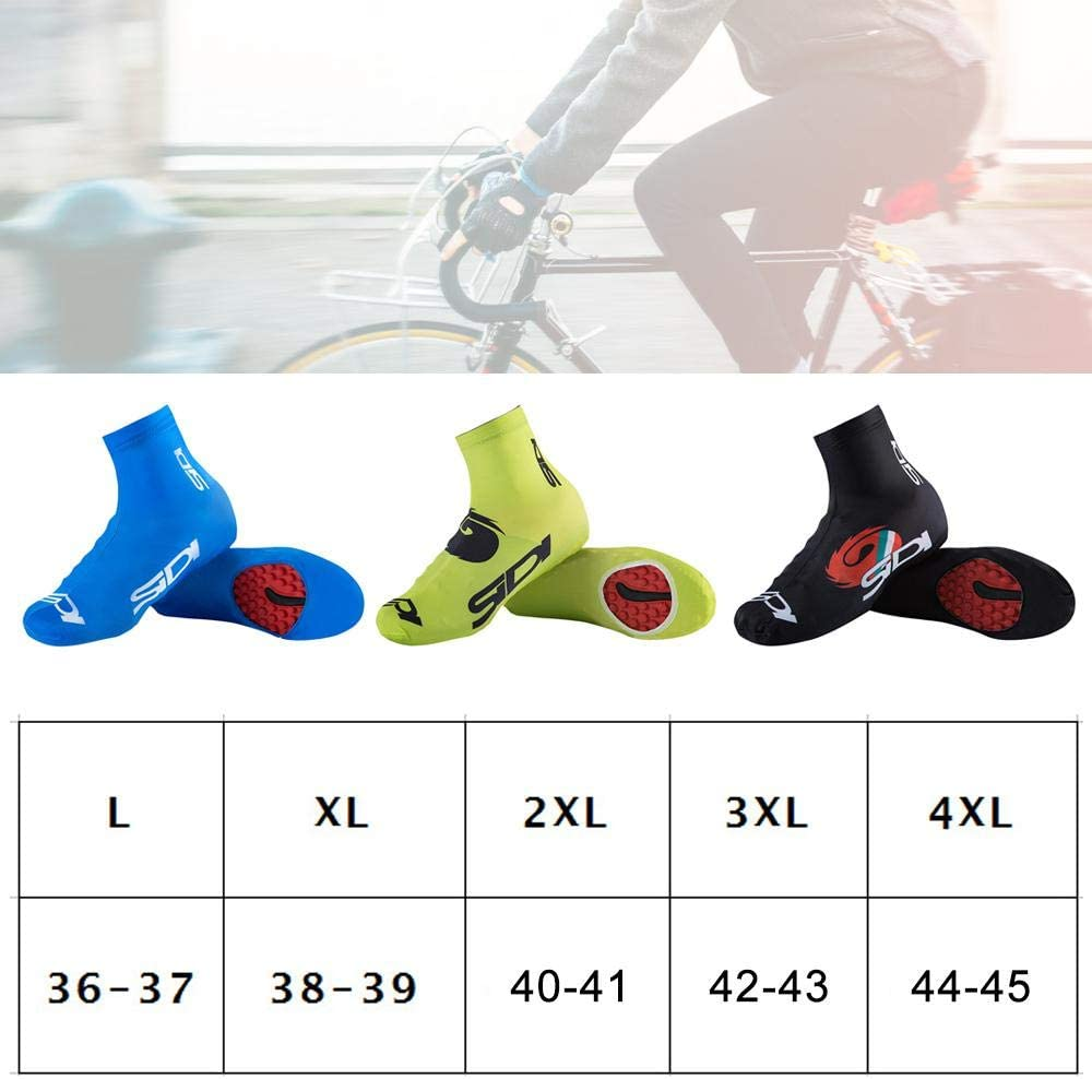 Couvre-chaussures de cyclisme imperm/éables coupe-vent chaussons de v/élo de montagne pour hommes femmes couvre-chaussures chauds thermiques dhiver