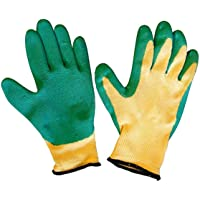 DeoDap - Reusable Gardening Gloves for Men\Women | Heavy Duty Garden Hand Gloves |