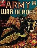 Army War Heroes Volume 20: history comic books,comic book,ww2 historical fiction,wwii comic,Army War Heroes