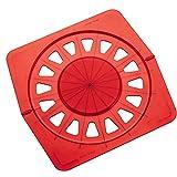 Betty Bossi 2078118 Croissantier Plastique Rouge 40 x 37,8 x 3 cm