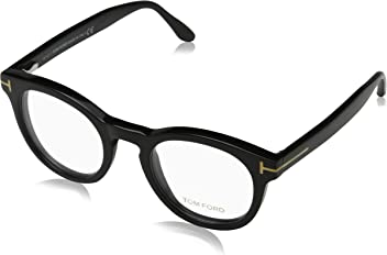 Tom Ford FT5489 Eyeglasses (001 - Shiny Black) 76ab0d400414