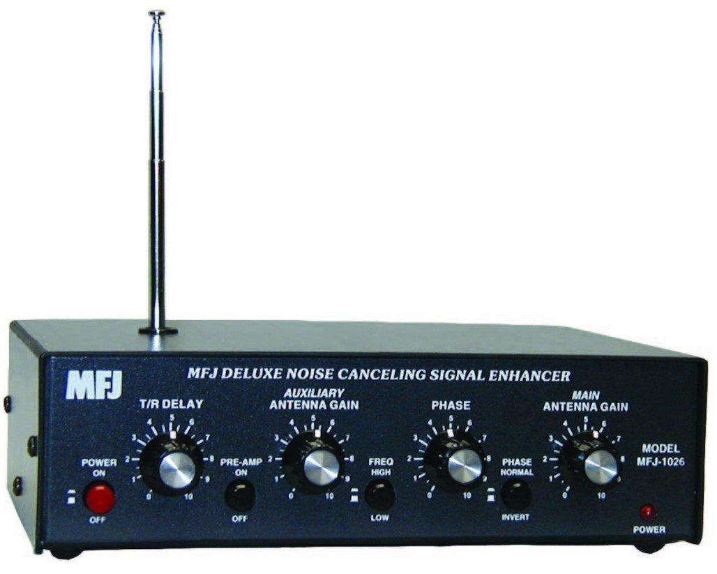 mfj-1026/Noise cancelsignal Enhancer