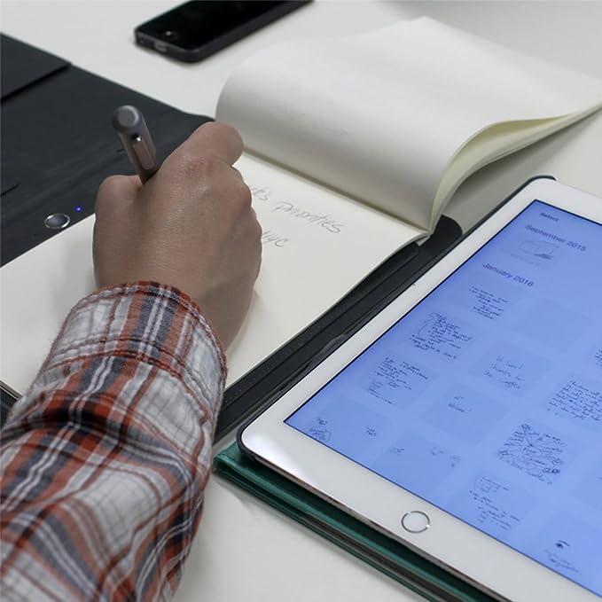 Wacom Bamboo Folio - Digitalizador de notas, con funda, para ...