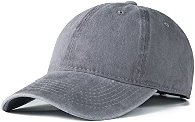iHomey Sombrero de papá Ajustable con Gorra de béisbol clásica ...